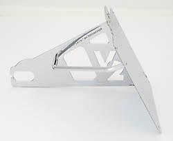 Genscher Bracket for license plate, side mount, H-D V-Rod, 05