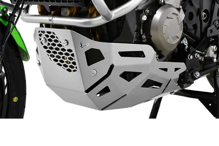 IBEX Engine guard silver, KAWASAKI Versys 1000 15-