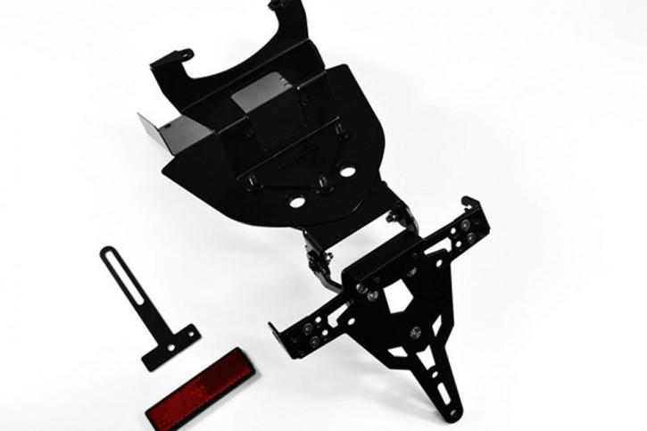 IBEX-Pro License plate holder TRIUMPH Street Triple, 07-12