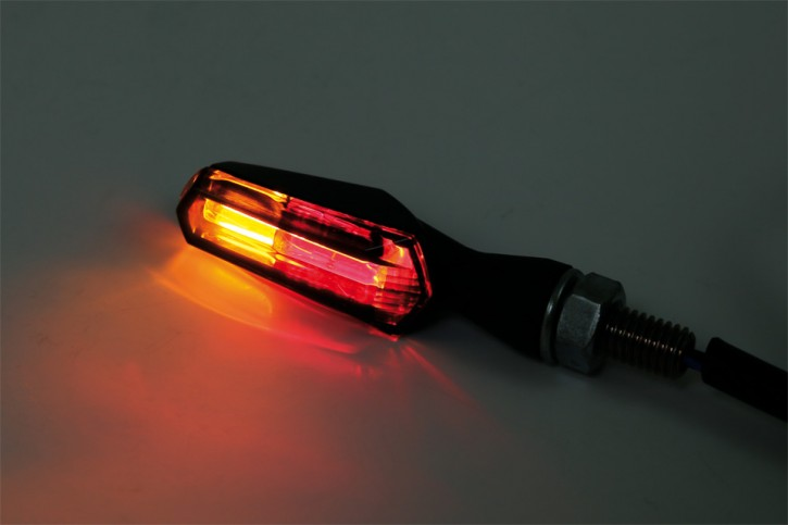 SHIN YO LED taillight/indicator SCURO, smoke lens