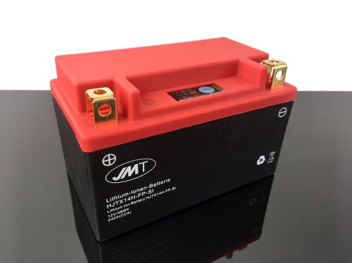 BATTERY, 12V. Lithium-Ion, ultra light!