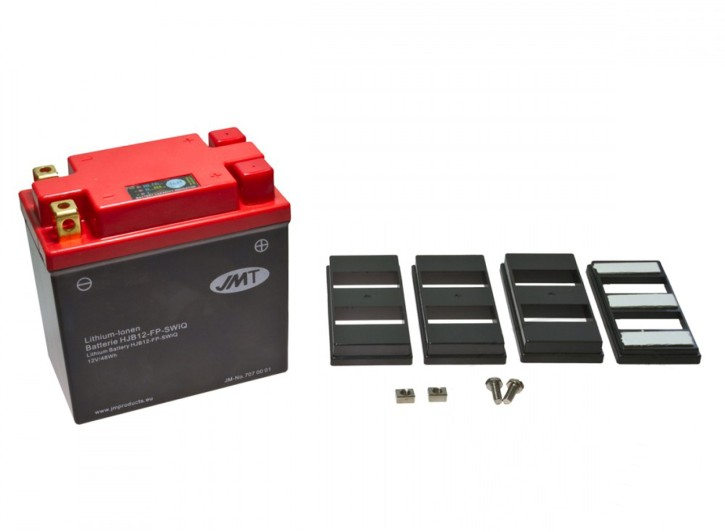 BATTERY, 12V. Lithium-Ion, ultra light