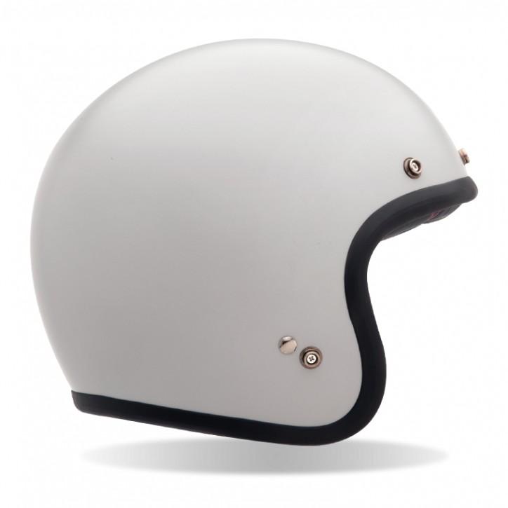 Helm BELL Custom 500, Vintage Weiß, Gr. XS