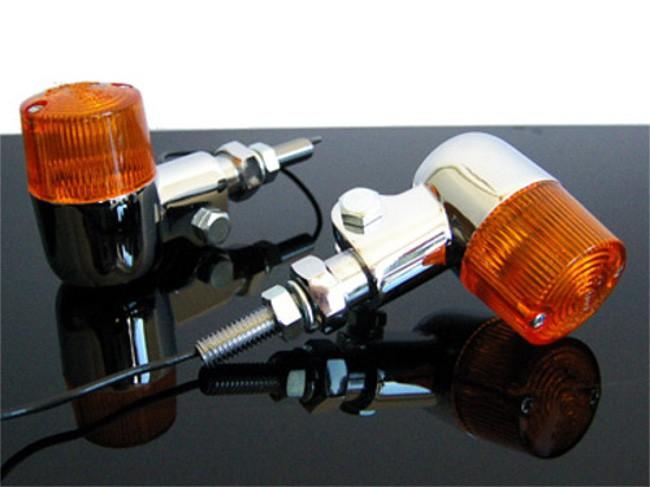 2 Mini-BLINKER Miniblinker, e-geprüft