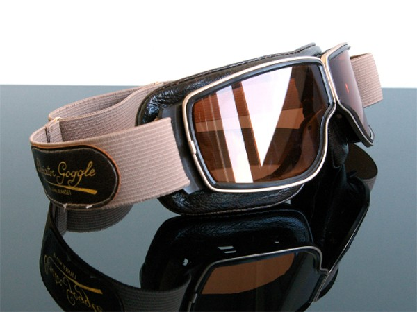 "Goggles ""AVIATOR"", also suitable for glasses"