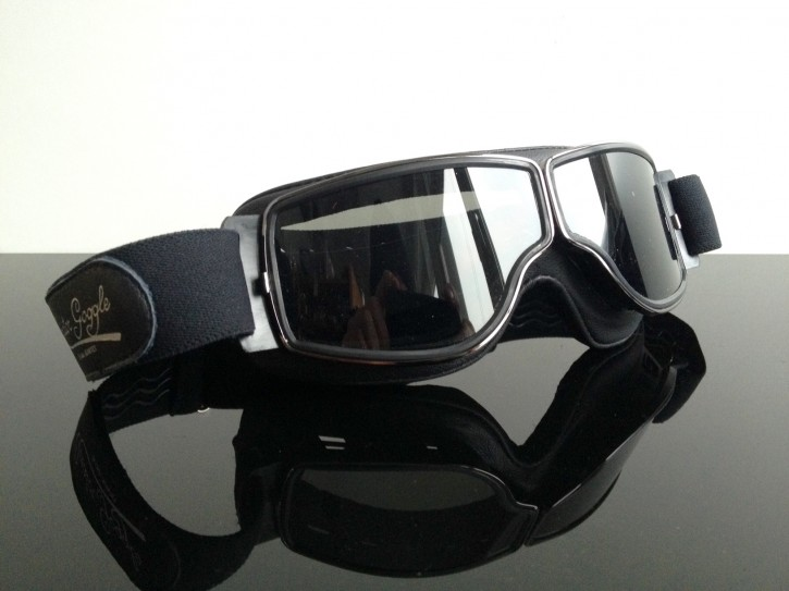 "Goggles ""AVIATOR"", also suitable for (sun) glasses"