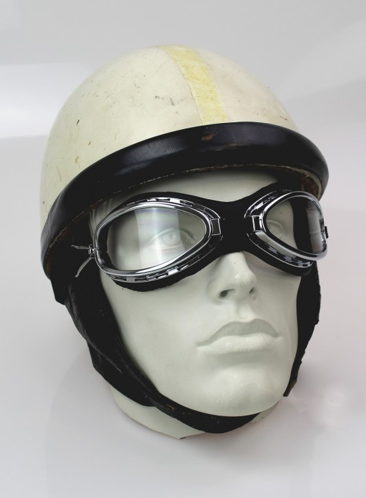 """Vintage"" Helmet GOGGLES Lunettes"