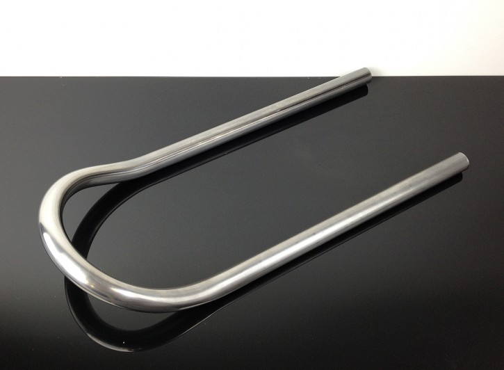 BÜGEL, Rahmenbügel, Loop Ø30mm/230mm, f. BMW K75 + K100 + universal