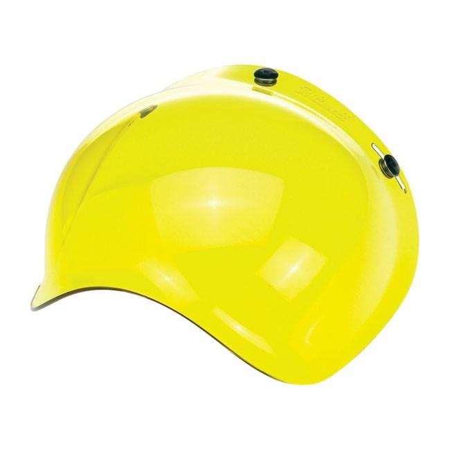 BILTWELL BUBBLEVISOR yellow, anti-fog