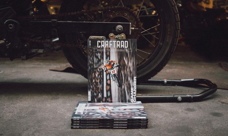 CRAFTRAD Magazine, Number 12 - GAME CHANGER