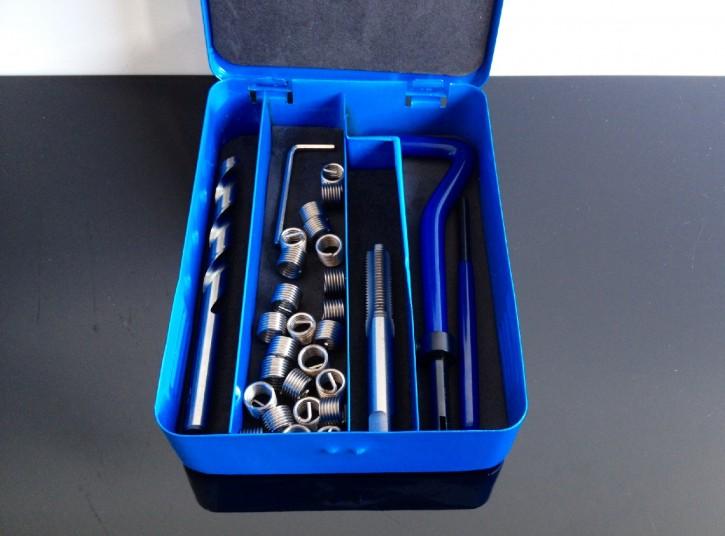 Gewinde-Reparatur-Satz, Thread Repair Kit, M6x1,00