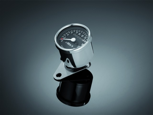 SPEEDOMETER Speedo 60mm, chrome
