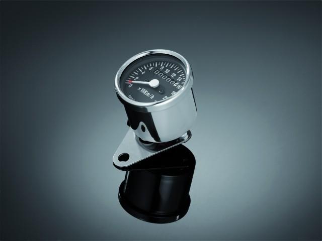 TACHO/Tachometer 60mm, schwarz, K 1.4