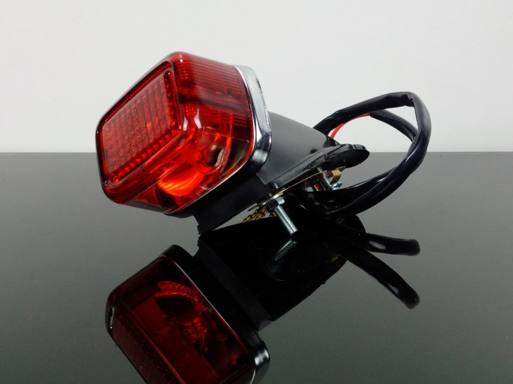 Tail light / taillight Enduro MotoCross Scrambler