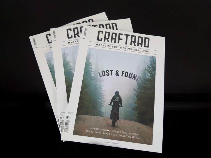 CRAFTRAD Magazin, Nr. 6