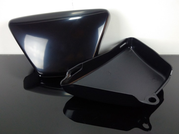 SIDE COVER set for Yamaha SR500 (pair)