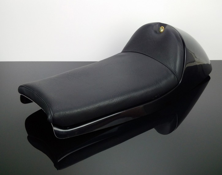Cafe-Racer SEAT for BMW and many others. Longer version, BLACK