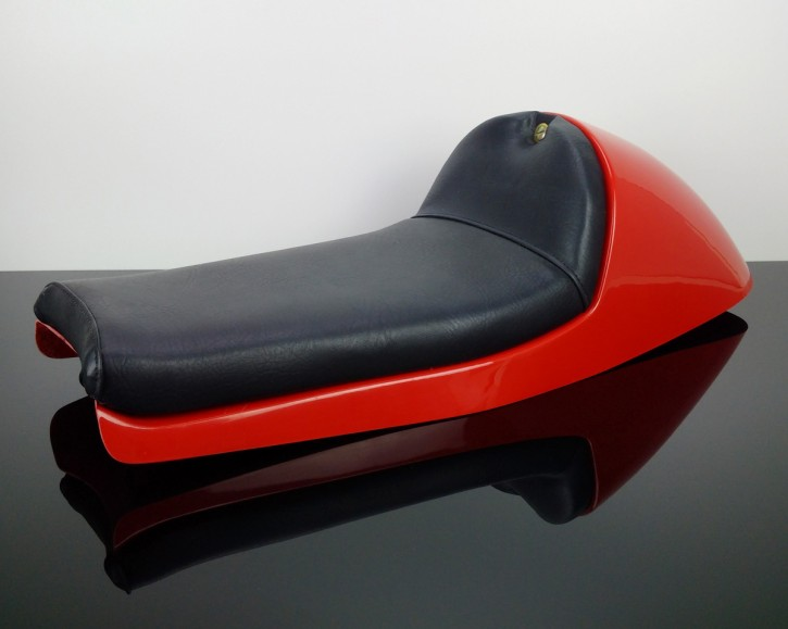 Cafe-Racer SITZBANK BMW, universal, längere Version