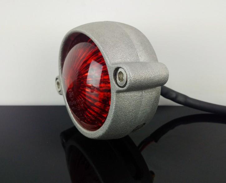 LED-RÜCKLICHT mit Kennzeichenbeleuchtung, Alu