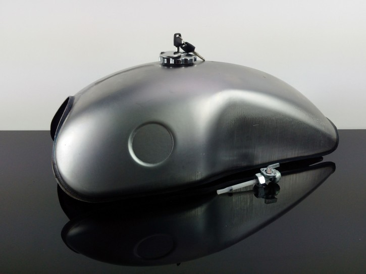 2nd Choice: Cafe-Racer FUEL TANK, Benelli style, steel