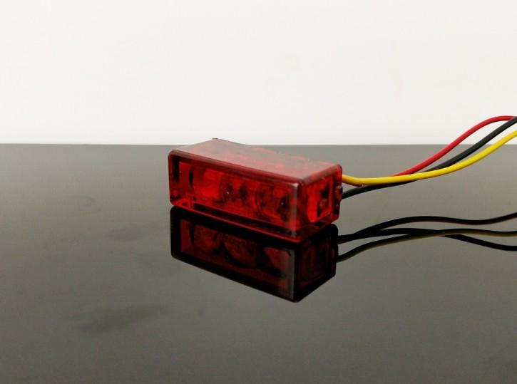 "MINI- / Micro-LED RÜCKLICHT, ""e""-geprüft"