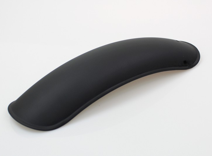 Small Cafe-Racer FENDER mudguard, front wheel, black primed