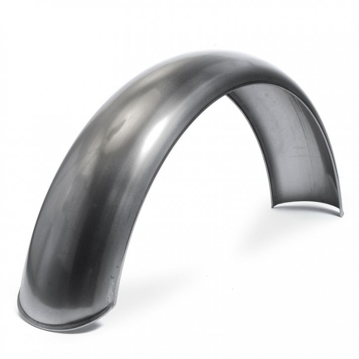 "REAR FENDER mudguard steel, 5"" wide, for 18""-19"" tyres"