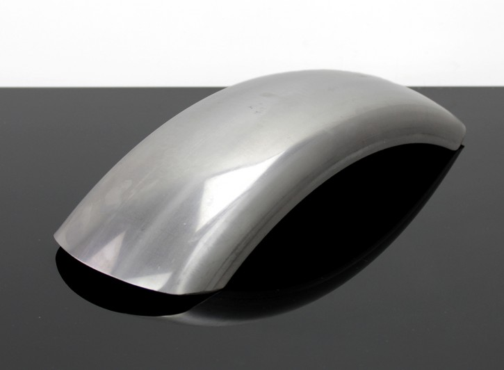 FENDER / mudguard, rear or front wheel, steel raw