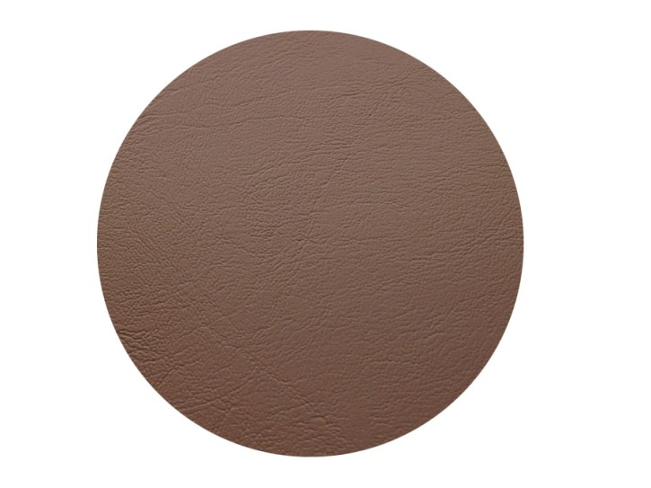 Artificial LEATHER brown for motorcycle seats