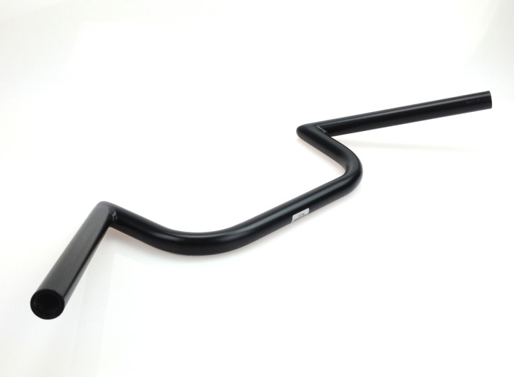 Cafe-Racer M-Handlebar, 610mm, FEHLING, black, high