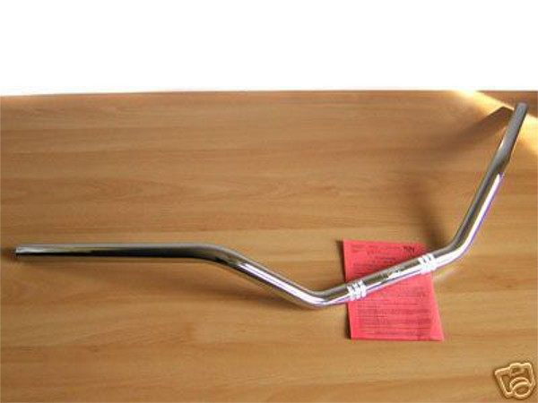 HANDLEBAR of Tommaselli, universal and YAMAHA SR500