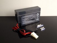 small battery for kickstarters