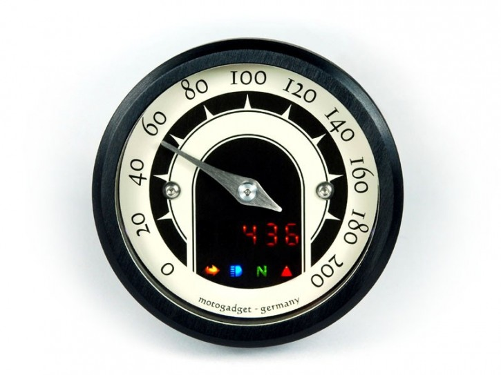 Speedo MOTOGADGET motoscope SPEEDSTER