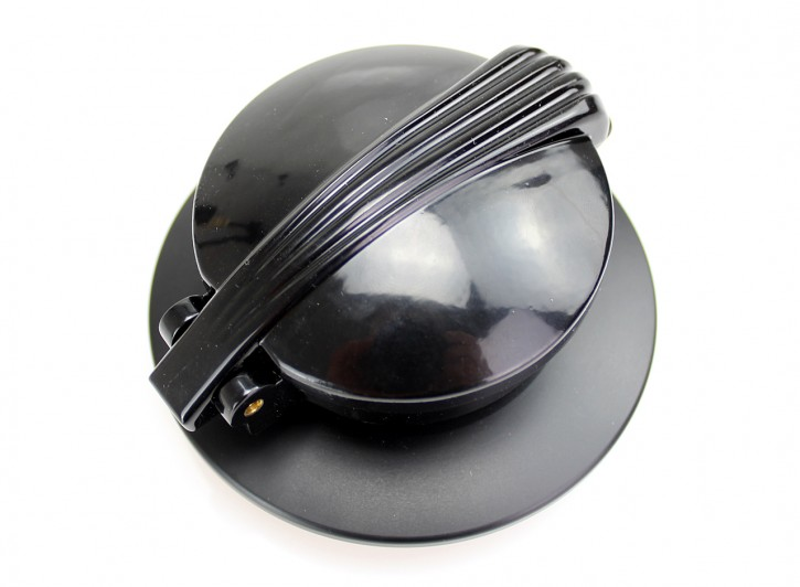 MONZA FUEL CAP black for BMW RnineT 2014-2018