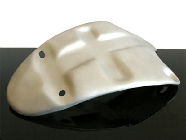 Alloy skid plate SR 500
