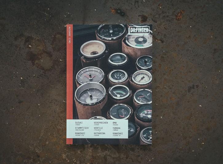 OILFINGER Magazine, --->> Edition #1