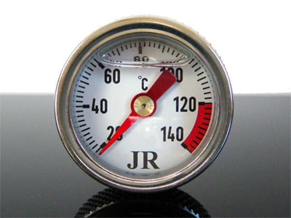 Oil temperature gauge for Honda CX / GL 500 VT / XL 600, XVR / NTV 650