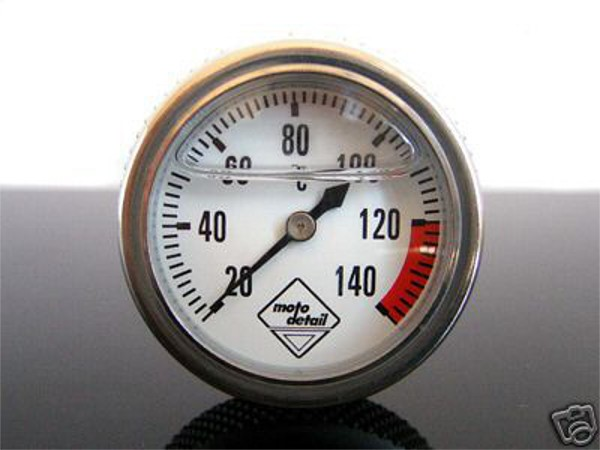 "oil-temperature gauge Honda VT750, CB ""SevenFifty"""