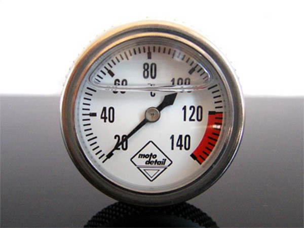 Oil temperature gauge Yamaha MT-01/MT01 (RP12)!