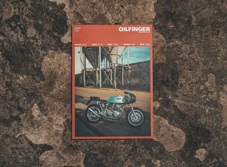 OILFINGER Schraubermagazin, --->> Ausgabe #6