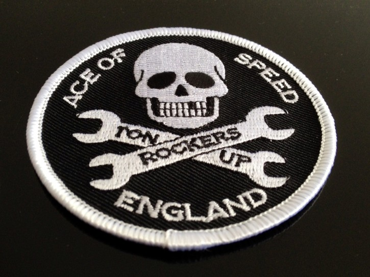 """Ace of Speed - Ton Up"" Patch"
