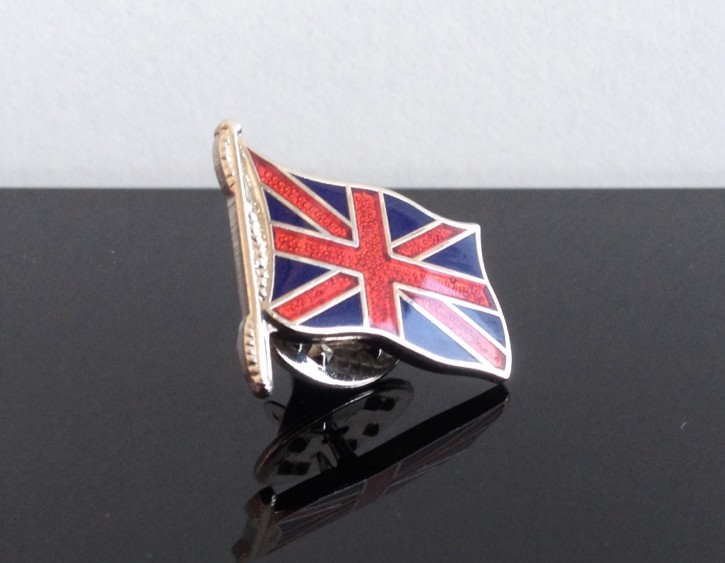 """Union Jack"" Fahne Anstecker"