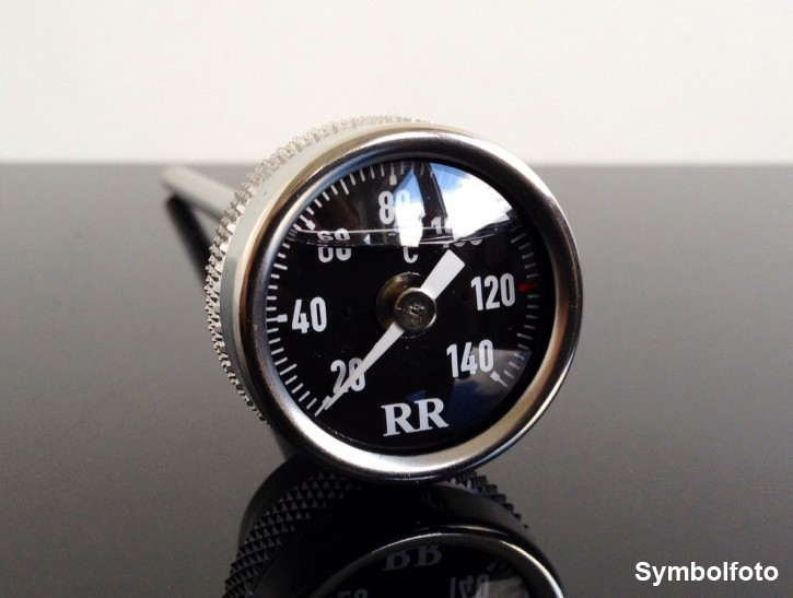 """RR""-Oil temp. gauge for Yamaha XS 400 (2A2 und 4G5)"