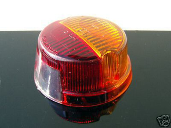 Tail light lens HELLA