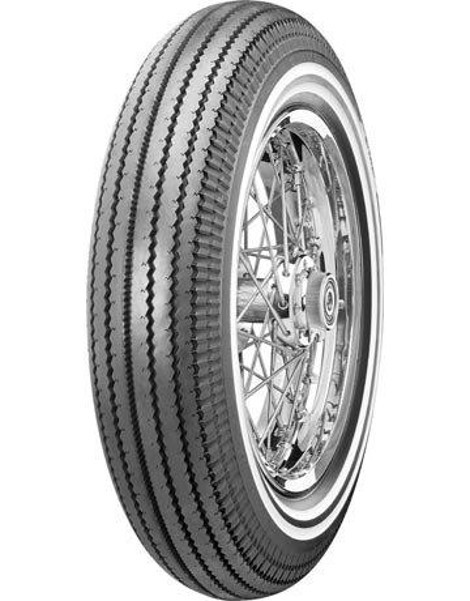 "SHINKO oldschool double whitewall TYRE E-270 DW, 4.00-19"", 61 H, TT"