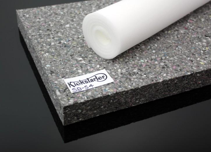 Seat FOAM PLATE high density 4cm + foam sheet for egalization