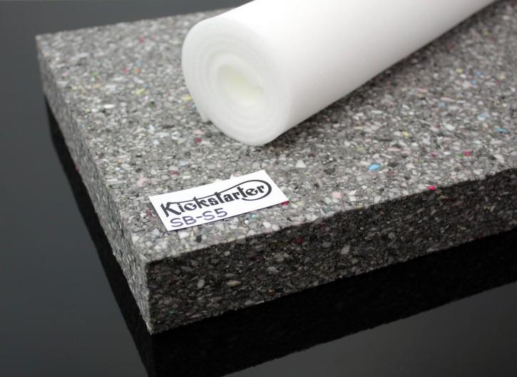 Seat FOAM PLATE high density 5cm + foam sheet for egalization
