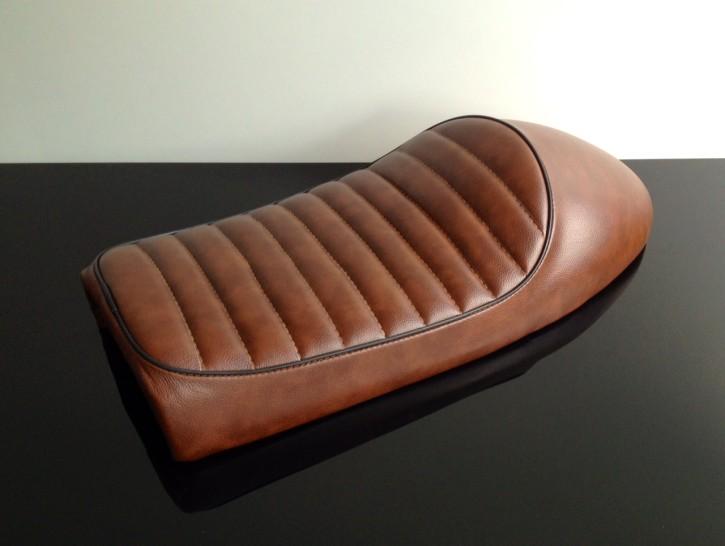 Cafe-Racer SEAT, universal, vintage brown