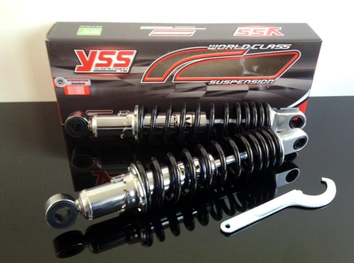 2 Stoßdämpfer FEDERBEINE (shocks) 320mm f. Yamaha XS 650 HONDA XBR 500+  v.YSS