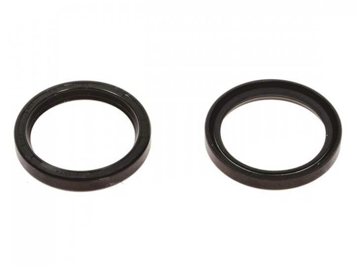 2 Fork sealing rings / RETAINING RINGS, f. BMW 2-valve R-models, Honda, Kawasaki and more